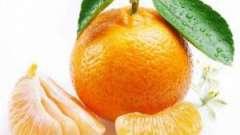 Аромасуміші з ефірною олією мандарина.