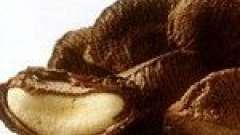 Базове масло - бразильського горіха.