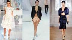 Головні тенденції моди весна-літо 2012