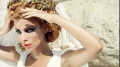 Грецькі зачіски- створюємо образ богині олімпу