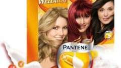 Яскравий колір здорового волосся з wellaton!