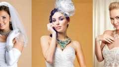 Як правильно підібрати біжутерію до весільної сукні