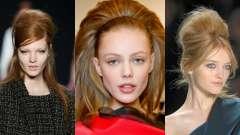 Як зробити начісування на волоссі