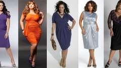 Як приховати живіт - вибираємо фасон сукні