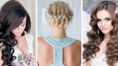 Як вибрати зачіску на весілля