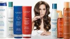 Кератиновое протезування волосся-l`anza сеанс