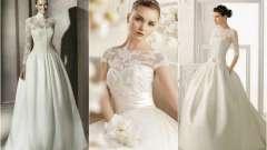 Мереживні весільні сукні 2016