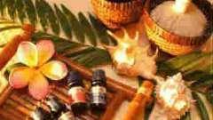 Лікування ароматерапією в домашніх умовах