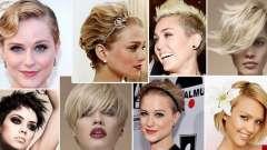 Зачіски на випускний 2014 для короткого волосся