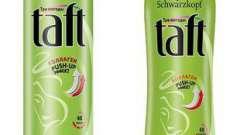 Лінія taft «обсяг і мегафіксація» - нове слово в укладанні волосся