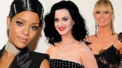 Кращі б`юті-образи american music awards