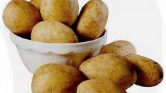 Маски для обличчя з картоплі