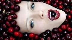Маски для обличчя з овочів, ягід і фруктів