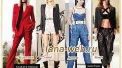 Мода 2015 - основні тенденції та тренди