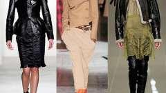 Модне взуття осінь / зима 2010-2011