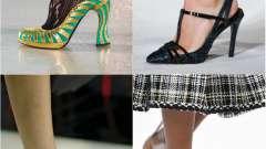 Модні жіночі туфлі весна-літо 2016 фото