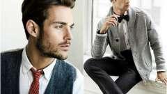 Модні зачіски чоловічі 2015
