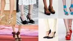 Модні туфлі та босоніжки весна-літо 2014 resort