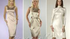 Новорічні сукні 2011 - величезний вибір ідей. Частина 2.