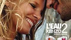 Новий аромат l`eau2kenzo - історія кохання
