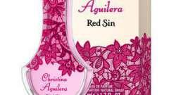 Новий аромат red sin christina aguilera - тріумф жіночності