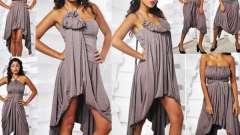 Плаття-трансформер - для тих, хто любить мінятися