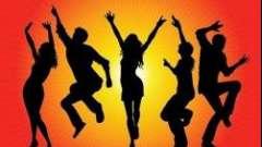 Схуднення за допомогою танців