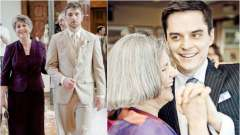 Поздоровлення на весілля від мами сину