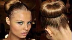 Зачіска пучок, вчимося крутити красиві гульки