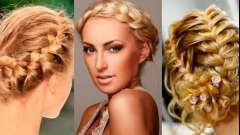 Зачіски з косічек- модне рішення на кожен день