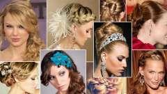 Зачіски на випускний для довгого волосся (40 фото)