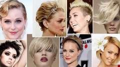 Зачіски на випускний для короткого волосся (52 фото)