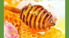 Прості маски з меду для обличчя