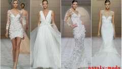 Модні весільні сукні 2015 фото