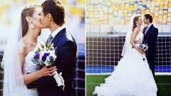 Спортивна весілля