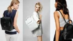 Стильно і практично: як і з чим носити рюкзак
