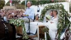 Весілля в грецькому стилі