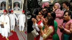 Весілля в марокканському стилі