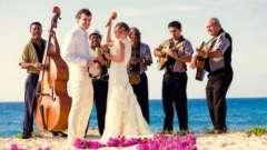 Весілля в мексиканському стилі