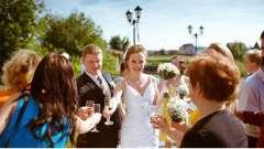 Весілля в ромашковому стилі