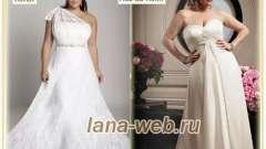 Весільні сукні xxl з нових колекцій 2015