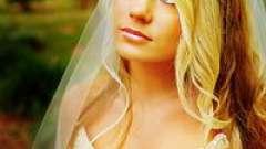 Весільні зачіски з фатою. 50 фото