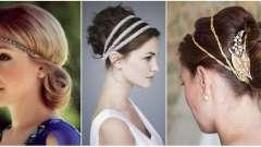 Весільні зачіски в грецькому стилі (фото)