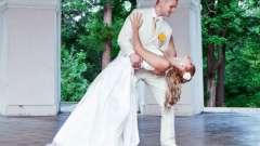 Весільний танець - відео уроки