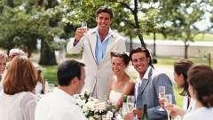 Зворушливі весільні тости