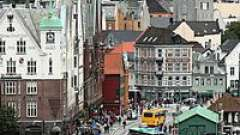 Тури в берген, норвегія