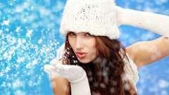 Волосся взимку