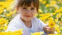 Вибір ефірних масел для дітей.