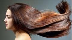 Випрямлення волосся за допомогою кератину